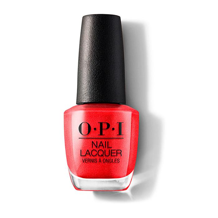 Opi Nail Lacquer Go With The Lava Flow 15ml