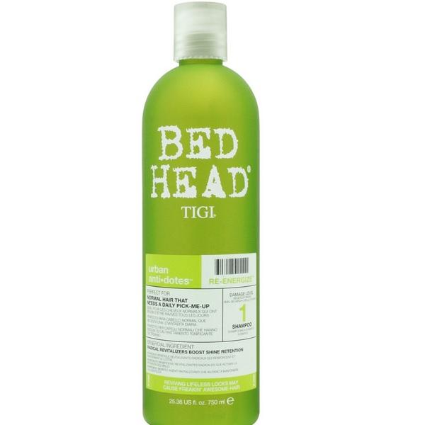 Tigi Re Energize Shampoo 750ml
