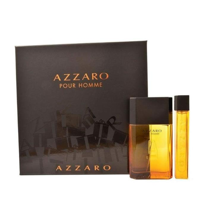 Azzaro Pour Homme Eau De Toilette Spray 100ml Set 2 Pieces 2020