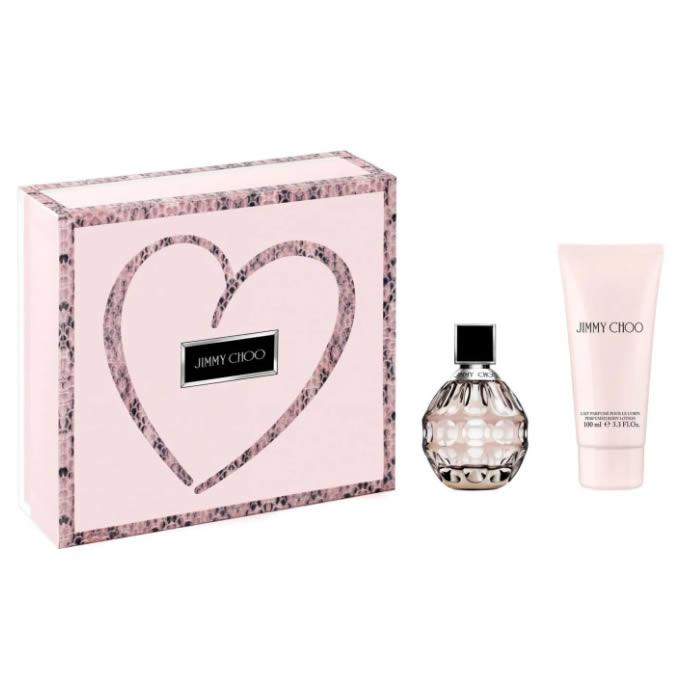 Jimmy Choo Eau De Perfume Spray 60ml Set 2 Pieces 2019