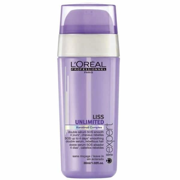 Loreal Liss Unlimited Double Serum Sos 30ml