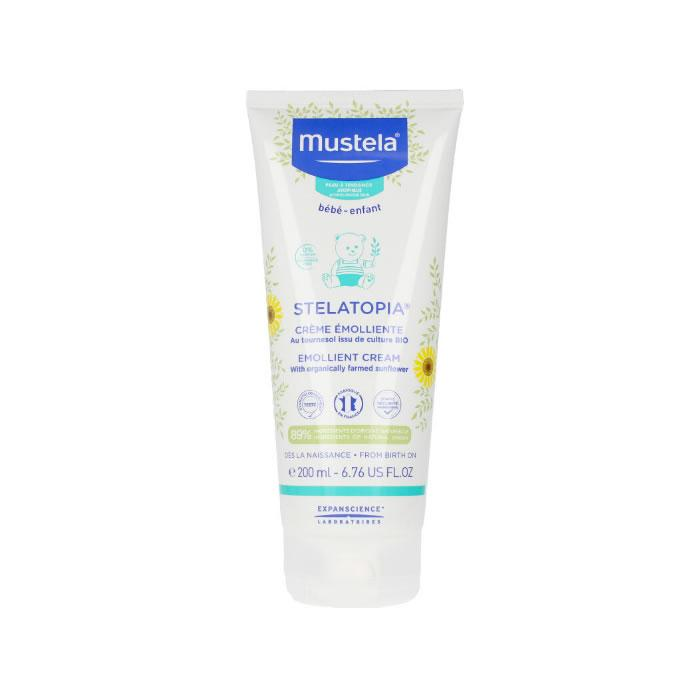 Mustela Stelatopia Emollient Cream 200ml