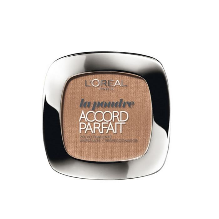 Loreal Accord Perfect Powder D5 Sable Doré