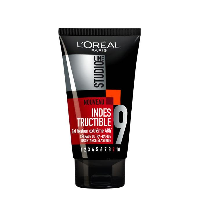 Loreal studio Line Indestructible Xtreme Hold Gel 48H 150ml