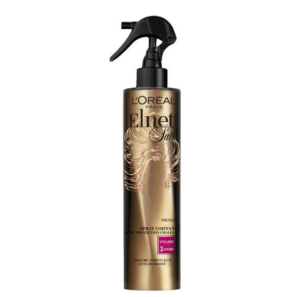 Loreal Elnett Heat Protect Styling Spray Volume 170ml