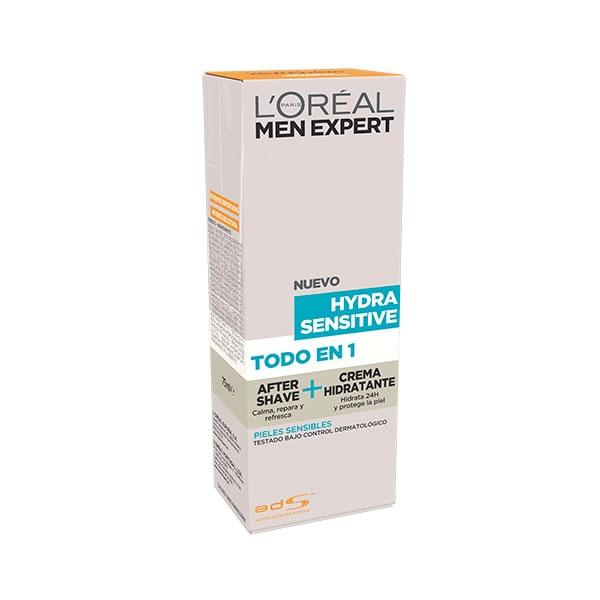 Loreal Men Expert Hydra Sensitive All In One 75ml