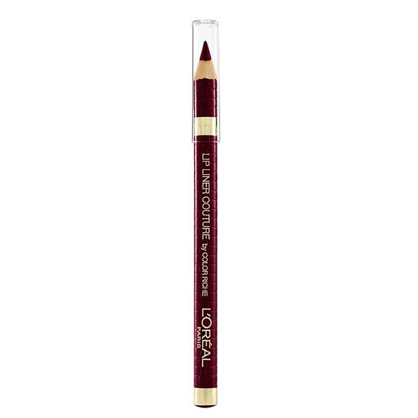 Loreal Color Riche Le Lip Liner Couture 300 Velvet Robe