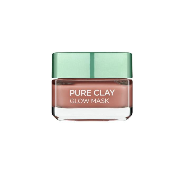 Loreal Pure Clay Glow Mask 50ml