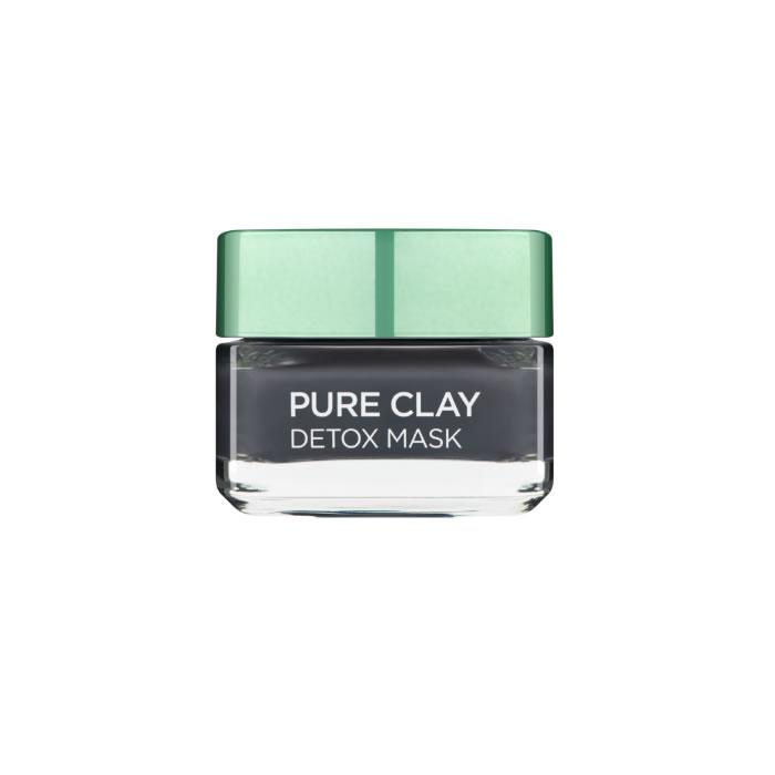 Loreal Pure Clay Detox Mask 50ml