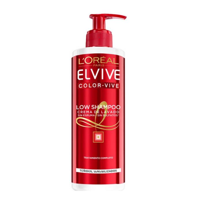 Loreal Elvive Color Vive Low Shampoo 400ml