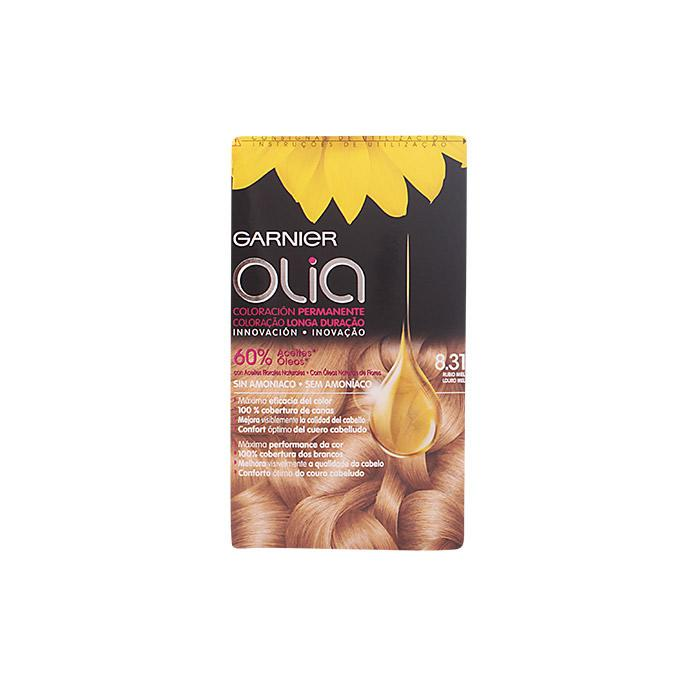 Garnier Olia Permanent Coloring 8,31 Blond Honey