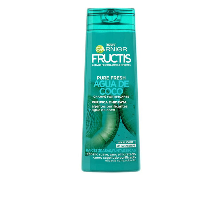 Garnier Fructis Pure Fresh Fortifying Coconut Water Shampoo 360ml