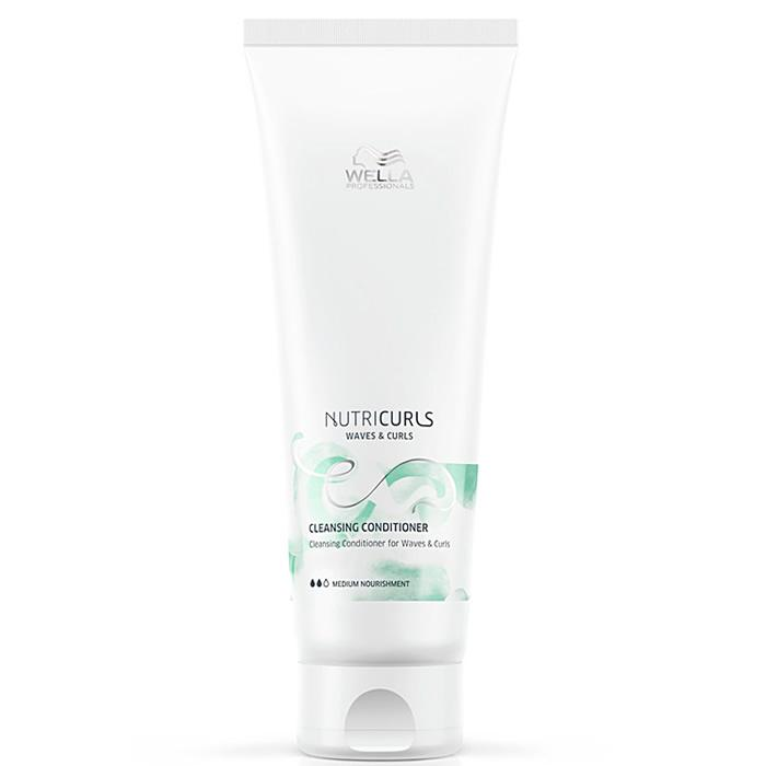 Wella Nutriculrs Cleanising Conditioner 250ml