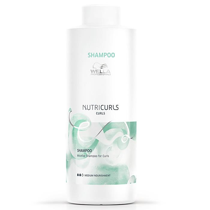 Wella Eimi Nutricurls Shampoo Curls 1000ml