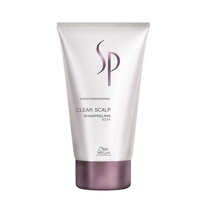 Wella System Professional Clear Scalp Shampeeling 150ml