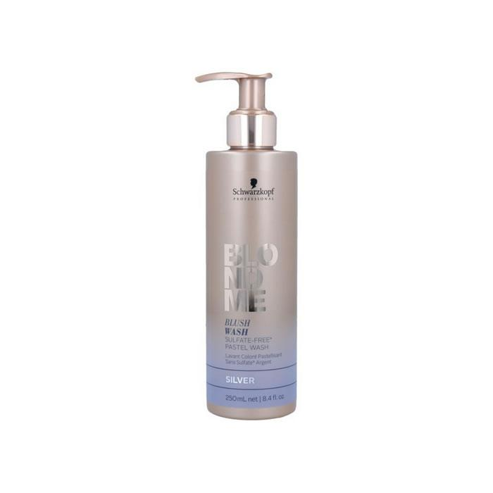 Schwarzkopf Blondme Blush Wash Silver 250ml