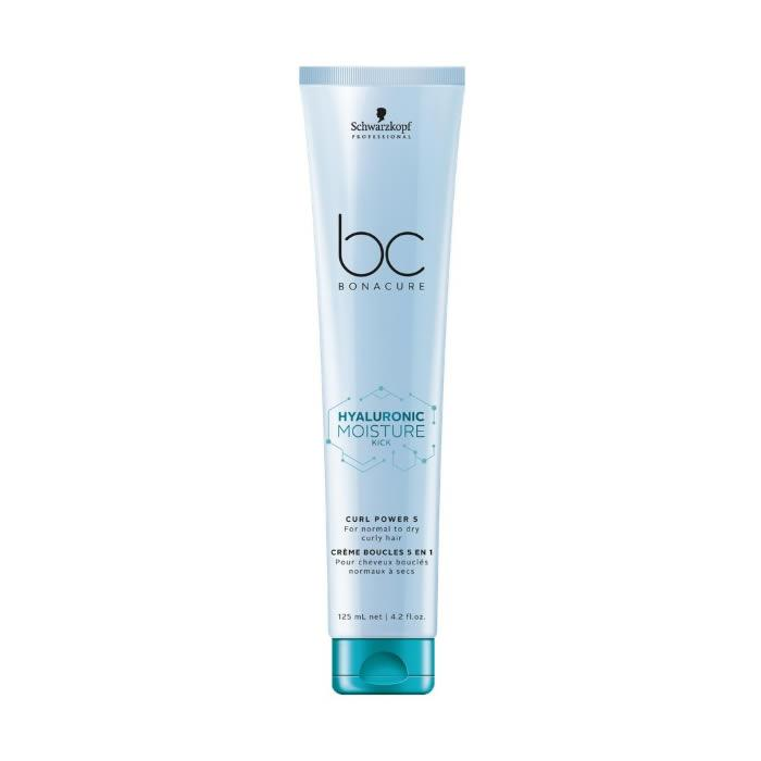 Schwarzkopf Bc Hyaluronic Moisture Curl Power 5 125ml