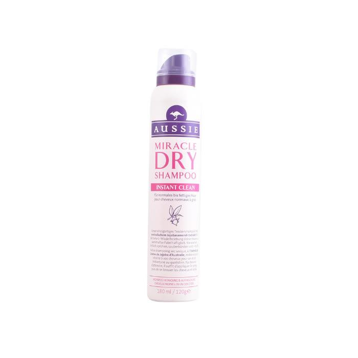 Aussie Hair Instant Clean Dry Shampoo 180ml