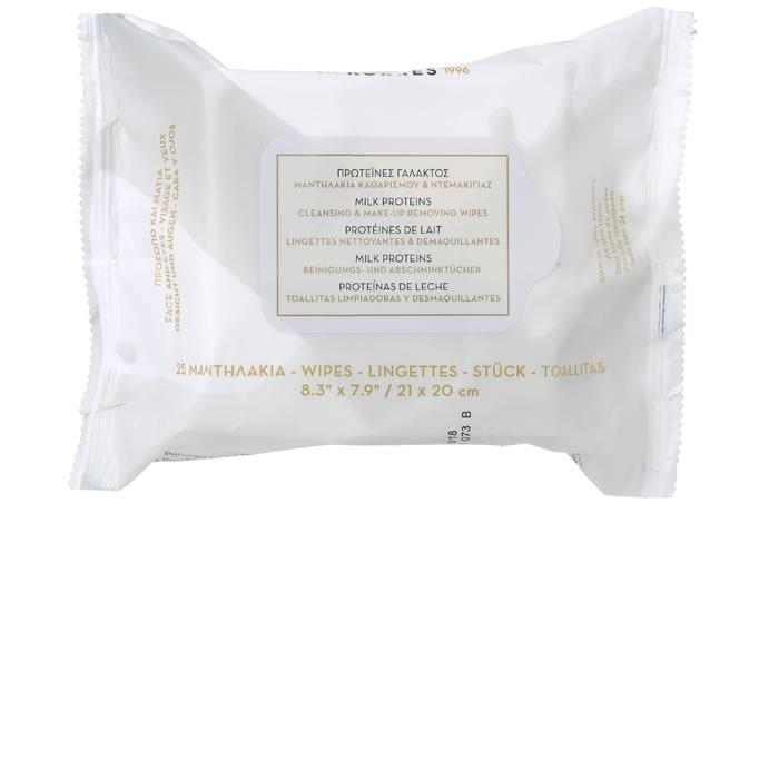 Korres Cleansing & Make-Up Removing Wipes Oxicol