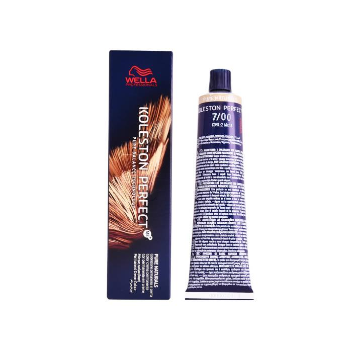 Wella Koleston Perfect Me+ 7/00 Pure Naturals 60ml