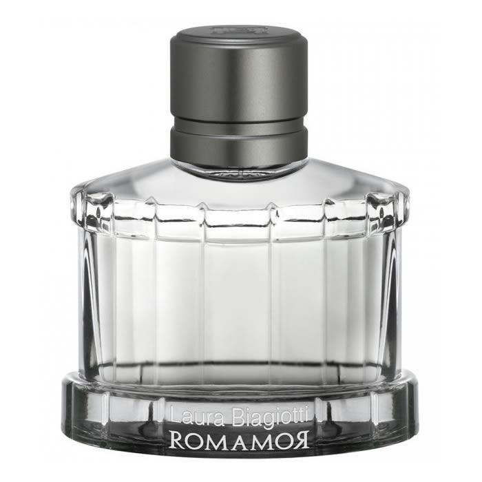 Laura Biagiotti Romamor Uomo Eau De Toilette Spray 75ml