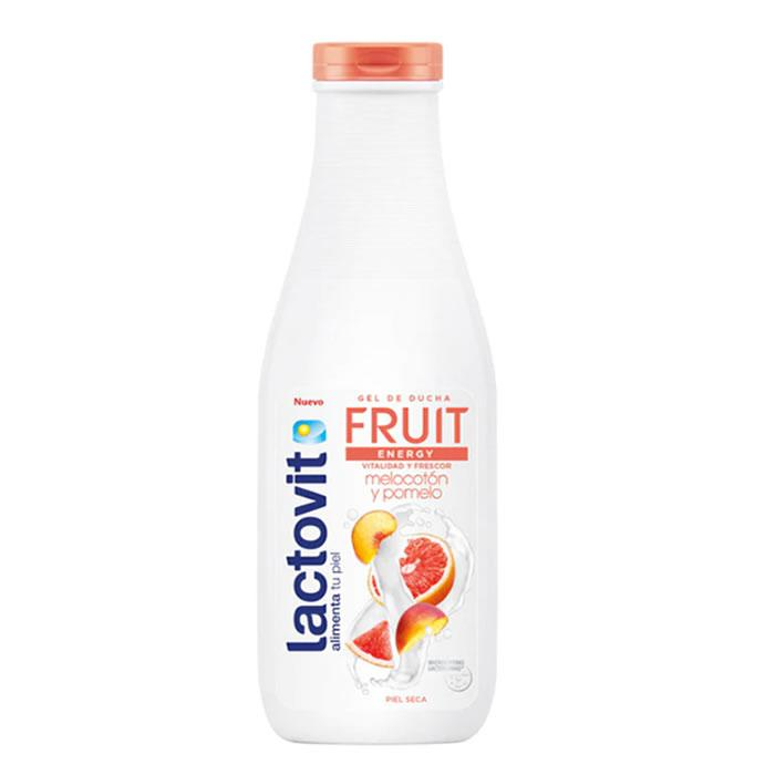 Lactovit Fruit Energy Shower Gel 600ml