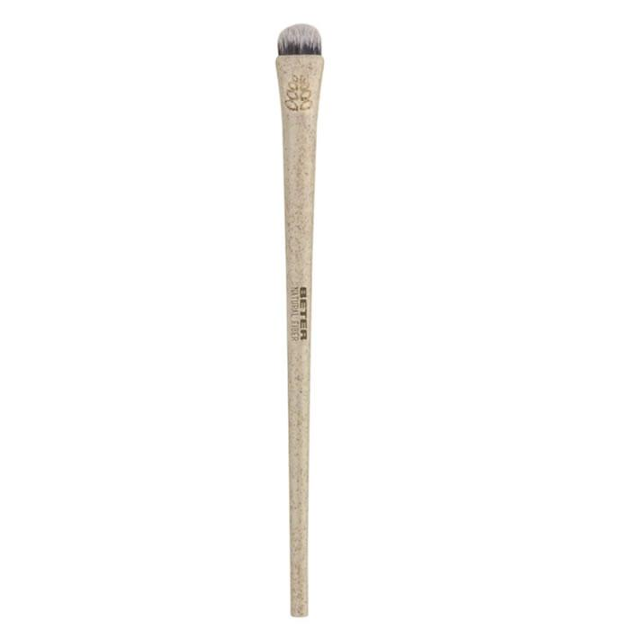 Beter Natural Fiber Precision Eye Shadow Brush Beige