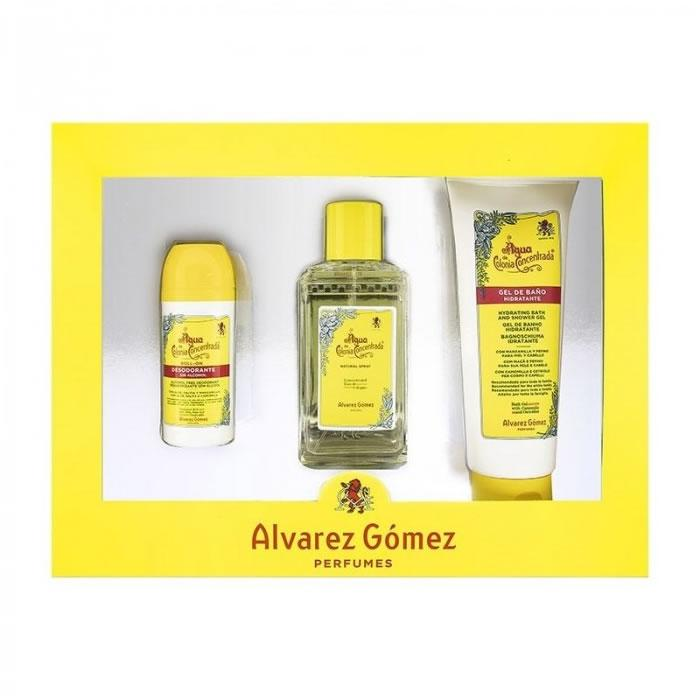 Alvarez Gómez Eau De Toilette Spray 150ml Set 3 Pieces 2019