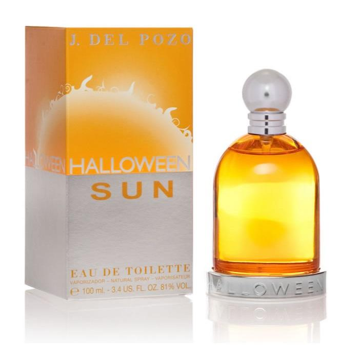 Halloween Jesus Del Pozo Halloween Sun Eau De Toilette Spray 100ml