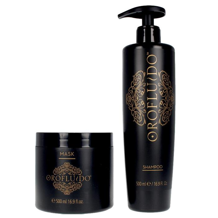 Orofluido Original Elixir Barber Shop 500ml Set 2 Pieces 2020