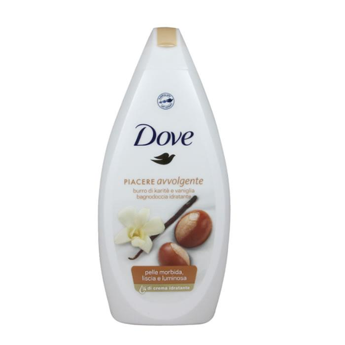 Dove Purely Pampering Shea Butter With Warm Vanilla Shower Gel 500ml
