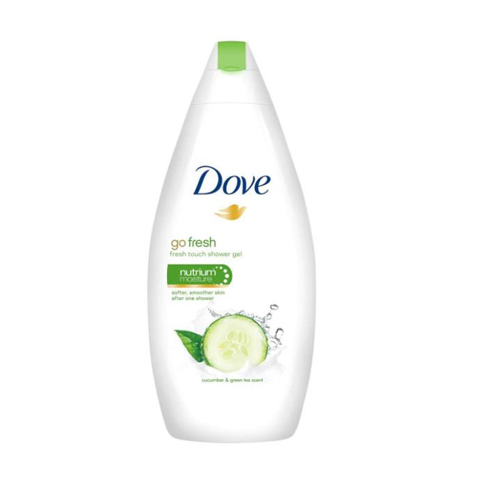 Dove Go Fresh Moisturizing Shower Gel 500ml