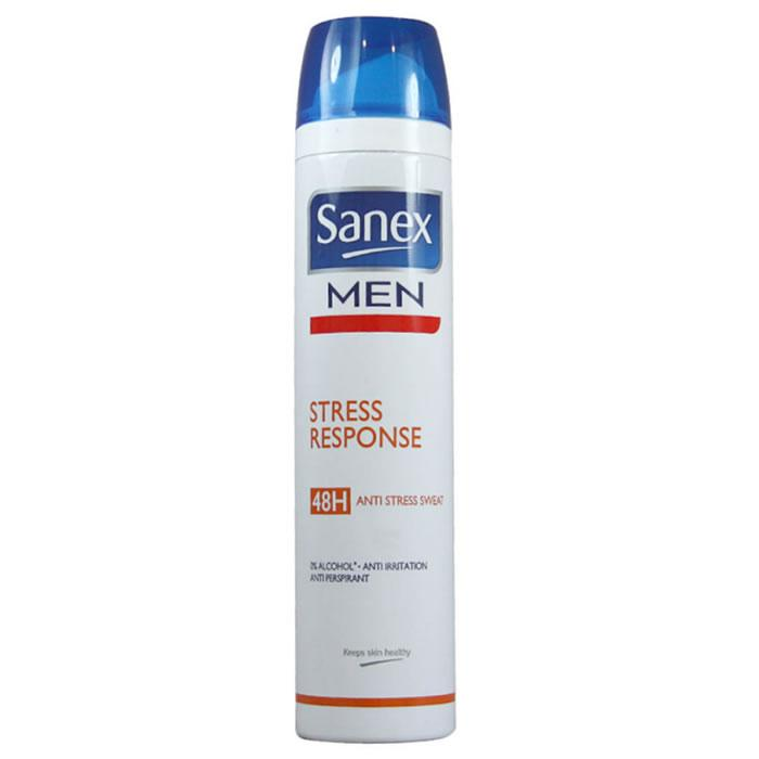 Sanex Men Stress Reponse 48h Deodorant Spray 200ml