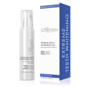 Extreme Teeth Whitening Gel Clear
