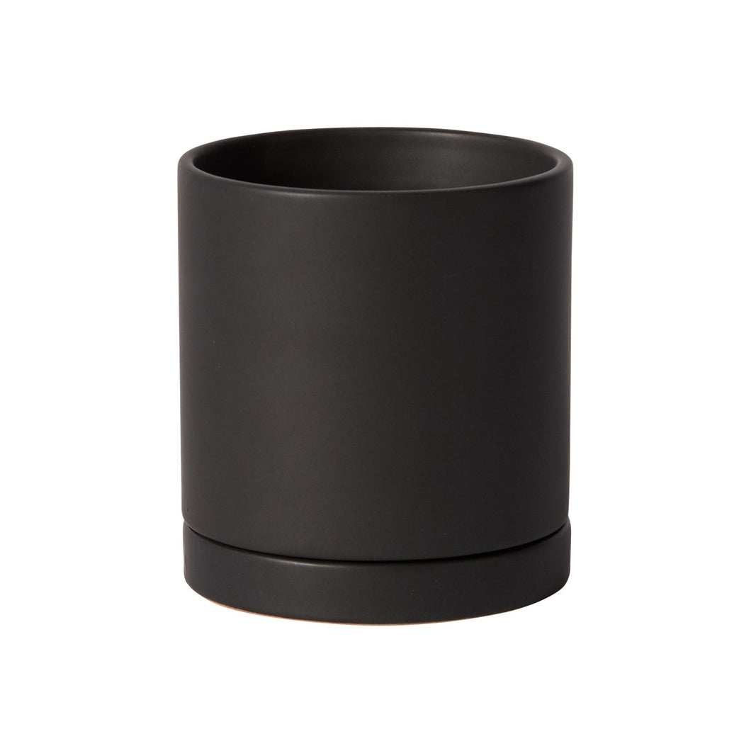Romey Pot - Black