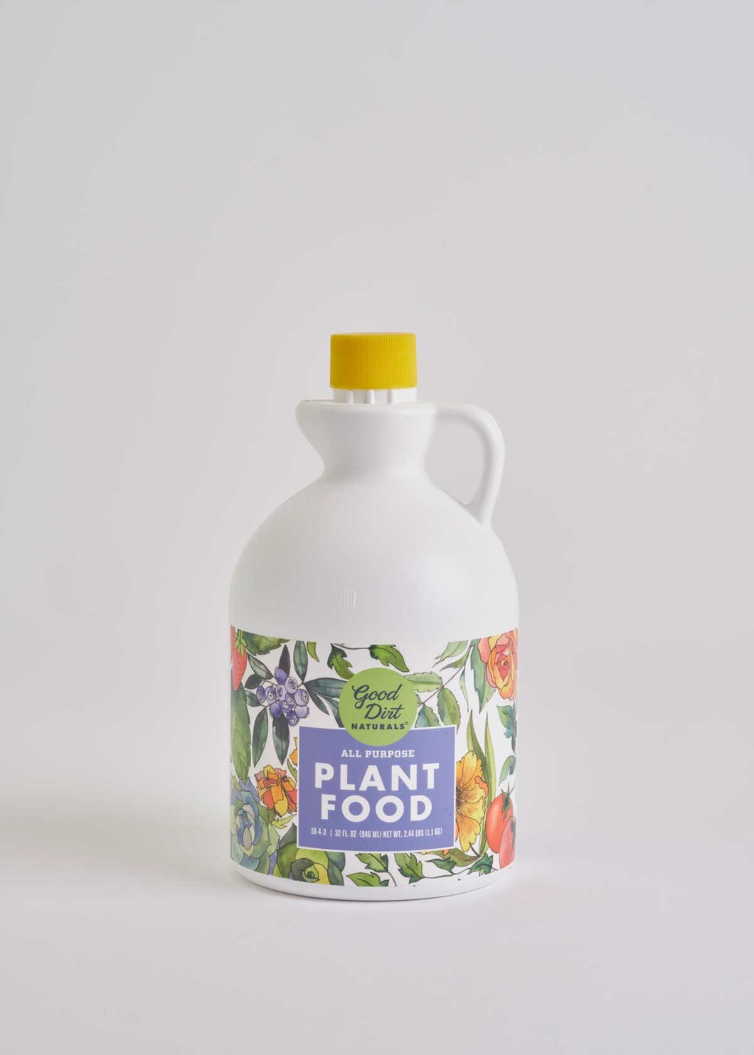 Good Dirt - Plant Food 15 oz