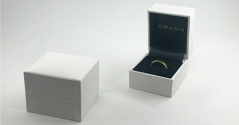 gift box in eco leather by gwumm