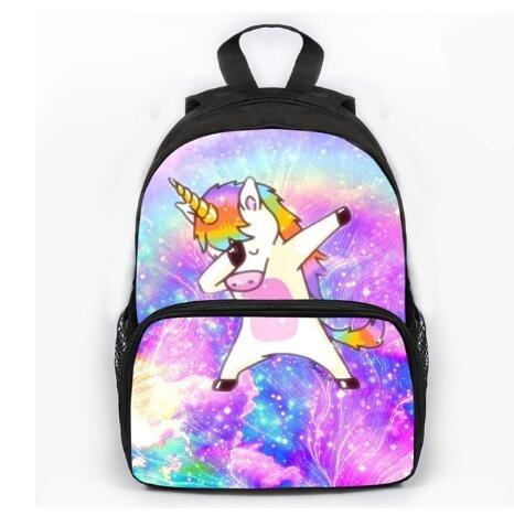 Cartable Licorne Dab