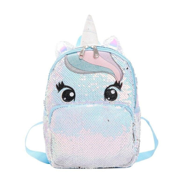 Cartable Licorne Sequin
