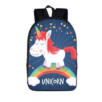 Cartable Licorne Unicorn Enfant