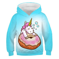 Pull Licorne Confortable