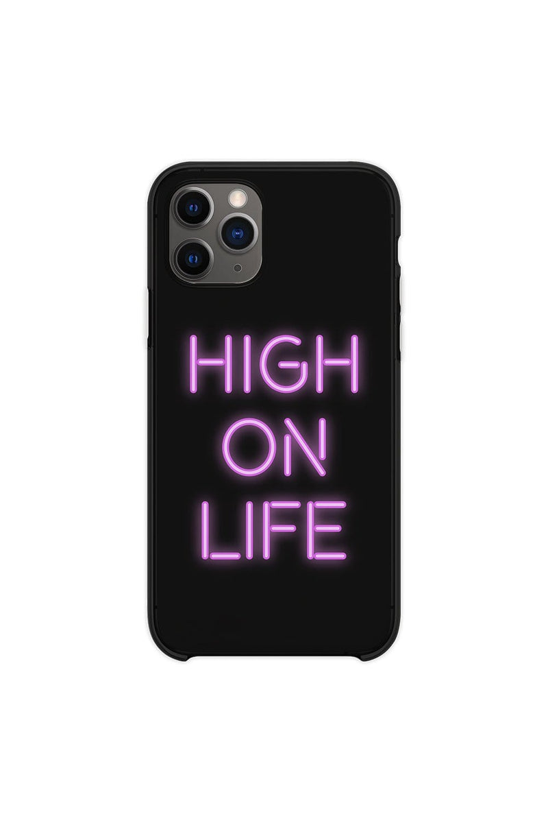 Sadie Crowell 'High on Life' Phone Case