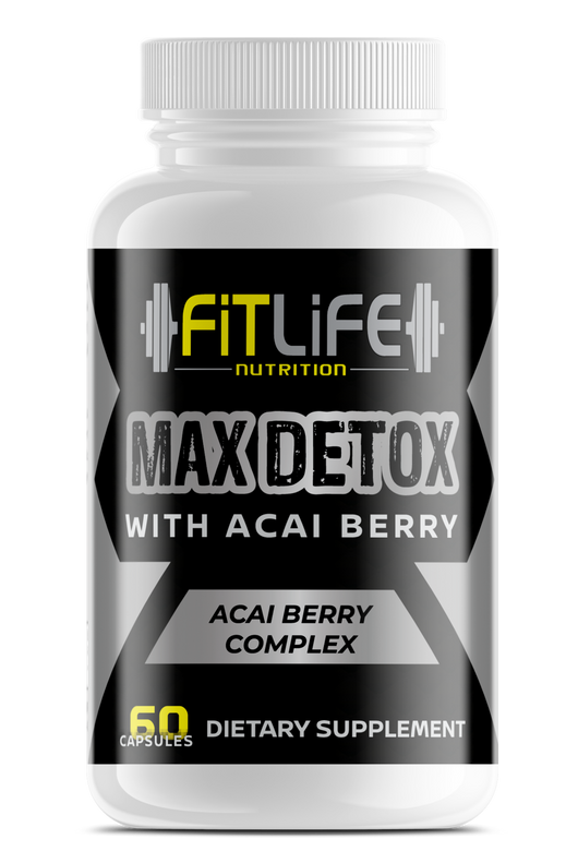 Max Detox with Acai Berry