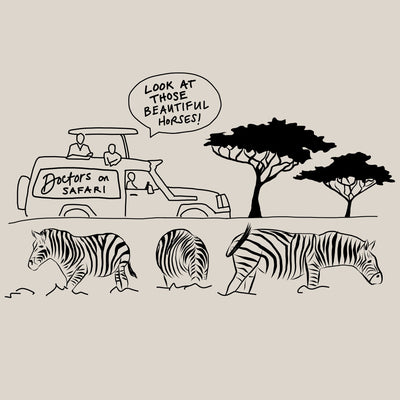 Horses Not Zebras - Explanation