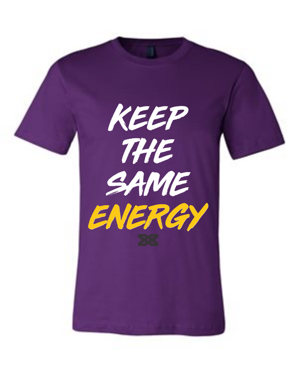 Dez Bryant Keep The Same Energy Men's T-shirt (PUR)