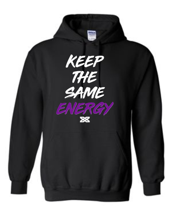 "Dez Bryant ""Keep the same energy"" Men's Hoodie (BLK)"