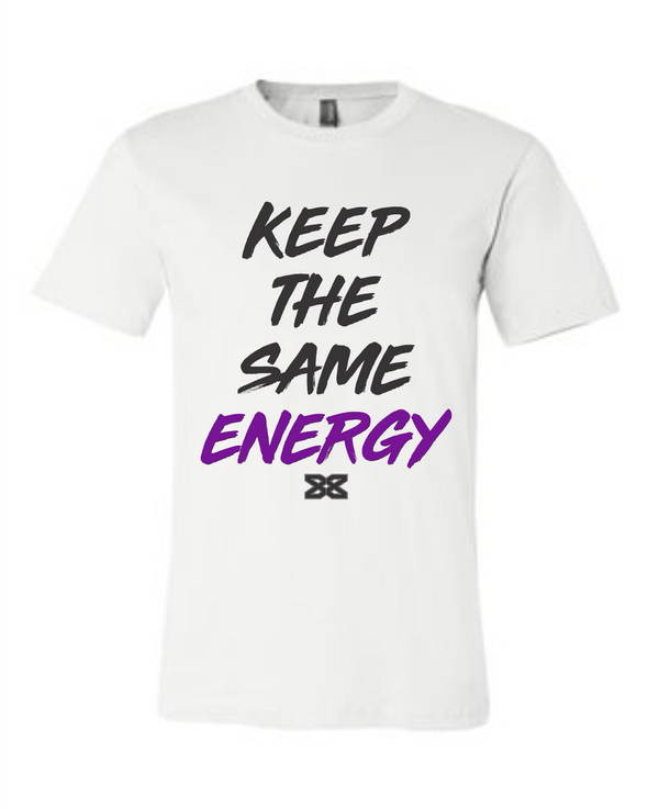 Dez Bryant Keep The Same Energy Men's T-shirt (WHT)
