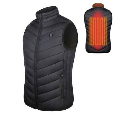 Instant Warming Heated Vest, Heating Vest USB Charging