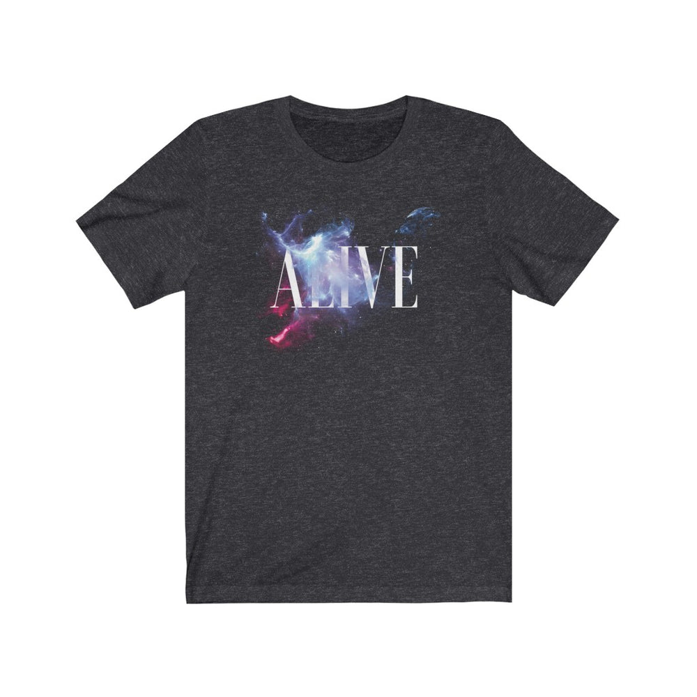 Alive Unisex Jersey Short Sleeve Tee - The 2020 Experience