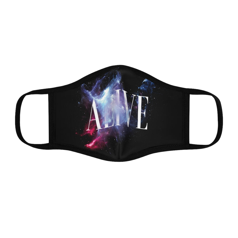 Alive Polyester Face Mask - The 2020 Experience